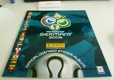 Panini World Cup 2006 Germany Empty Album Mint Condition