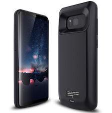 5500mAh Samsung Galaxy S8 / Plus External Battery Backup Case Charger Power Bank