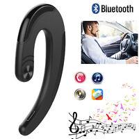 Painless Bluetooth Earphone Hang Over Ear Headset Wireless Headphone For Running