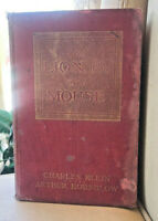 The Lion & the Mouse by Charles Klein A Story of American Life 1st Edition 1906