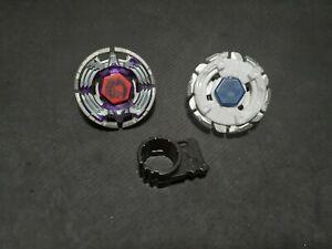 Hasbro Metal Wing Smash 2-Pack Earth Eagle 145WD and Dark Libra ED145D