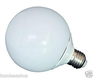 LAMPADINA LAMPADA LED GLOBO G20 SFERA BULBO LUCE FREDDA 15 18 25 WATT E27