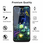 For LG V 50 40 30/Stylo 7 6 5 4 +/Q 70 60 Tempered Glass Screen Protector Saver