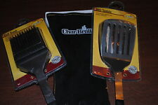CHAR BROIL Grill Brush, Grill Spatula and BBQ Glove - PERFECT FOR SUMMER!