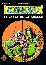 WARLORD 1 AREDIT 1983 SEIGNEUR DE LA GUERRE TBE/N