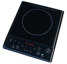 Sunpentown Spt 1300W Micro Induction Cooktop - Black - Sr-964Tb