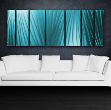 Modern Abstract Metal Wall Art Painting Sculpture Home Pool Decor Indoor Outdoor