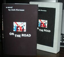 Jack Kerouac On The Road 1957 HC DJ First Edition Library FEL