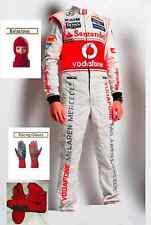 Vodafone Mclaren kart race suit KIT CIK/FIA level 2 2013 style(free gifts)