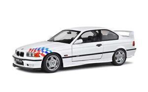 BMW M3 E36 Light Weight 1995 White 1:18 (Solido 1803903)