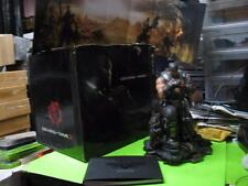 Gears of War 3 Epic Edition Statue and Art book in Original Box (No Game)
