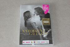 Narodziny gwiazdy DVD A STAR IS BORN DVD LADY GAGA  POLISH RELEASE RARE STICKERS