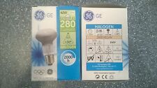 5 x GE 42W Halogen R63 Reflector Spot Light Lamp Bulbs - Quality UK Brand  - 60w