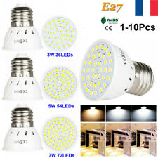LED Spot Ampoule E27 ACDC12-24V/AC110V/AC220V 15W 25W 35W  Lampe Remplacement