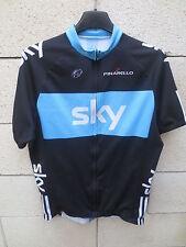 Maillot cycliste SKY PROCYCLING Tour de France 2012 shirt Adidas jersey maglia L