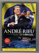 (IR6) Andre Rieu, Live In Brazil - 2013 DVD