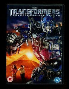 Transformers: Revenge of the Fallen (DVD, 2009) Action (REGION 2 not for USA)