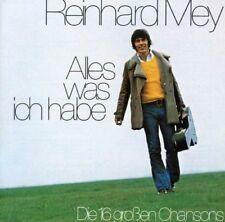 CD de musique roots Reinhard Mey sur album