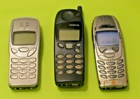 Nokia x3 6310i 5146 3210 Mobile Phone Button 6310 Retro Classic Spares Job Lot