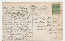 Mrs Gallaway, 13 The College, Hamilton Road, West Norwood Postcard, B395
