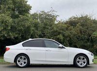 2014 BMW 3 Series 316D SPORT [2014 14] Saloon Diesel Manual
