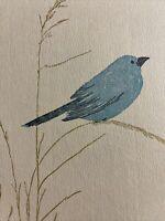 Vintage Signed Gwen Frostic Art Nature Prints Sketchbook Journal Notebook