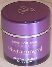 JUDITH WILLIAMS Phytomineral DEEP REGENERATION FACE CREAM XXL-Tiegel 200ml *NEU*