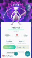 Pokemon TRADE - Mewtwo with Psystrike !! 30 Days Friendship Bonus !!