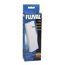 Fluval 304 305 306 External Filter foam pack of 2 GENUINE