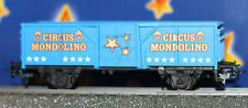 "Wagon dumper Marklin HO of the set ""Circus Mondolino"" new"