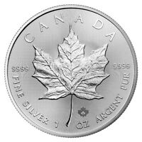 LOT of 3 - 2019 1 oz. SILVER CANADIAN MAPLE LEAF - Encapsulated