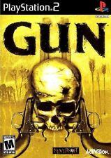 Gun - Playstation 2 Game Complete