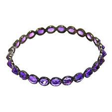 Handmade Amethyst Fine Bracelets