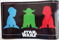 SDCC 2015  EXCLUSIVE  STAR WARS  Books  Poster 17  x  11 Disney  LucasFilm Press