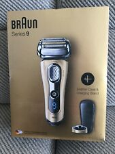 Braun Series 9 9299ps Gold Edition Electric Razor, Wet and Dry new