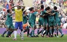 2012 Olympics Gold Final Dvd Mexico 2:1 Brazil - Cepillo Peralta, Neymar