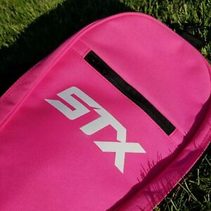 """STX Lacrosse Stick Carry Bag Women Hot Pink New Condition 45"""" long"""