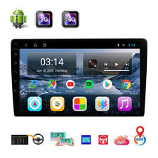 """10.1"""" Double 2Din Android 9.1 Car Stereo Radio MP5 Player GPS Navigation Wifi"""