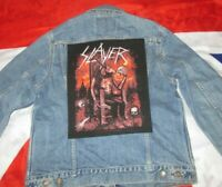 Slayer Patch Devil Backpatch