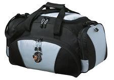 Rottweiler Embroidered Duffel Bag