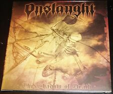 Onslaught: The Shadow Of Death LP Vinyl Record 2008 Back On Black BOBV093LP NEW