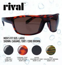 Unsinkable Polarized Rival Raven / Colorblast Grey