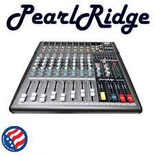 Pearlridge Sound Professional Powered Mixer 800 Watts