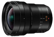 Panasonic Lumix G Leica DG Vario-Elmait 8-18mm F/2.8-4 Aspherical ED Lens For Leica (Black)