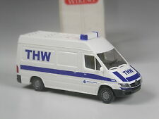 TOP: Wiking Mercedes Sprinter Kasten THW in OVP