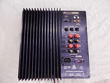 Aperion Audio S-12 Subwoofer Amplifier Flat Rate Repair Service!