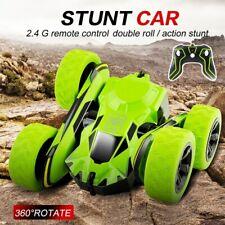HOT Car Remote Control Toy For Children Wireless Radio Control Tumble Car Model