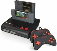 Retroduo Gaming Console per cartucce NES SNES