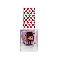 Miss Nella Kids Non Toxic, Peel Off, Odour Free Bubble Gum Kids Nail Polish 4ML