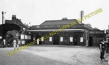 George Lane (South Woodford) Railway Station Photo. Snaresbrook - Woodford (4)